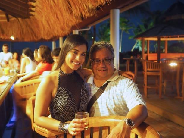 Isabel Valoria Rao Alex Valoria Dad St Lucia 2016