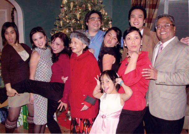 Valoria Clan Christmas Circa 2007