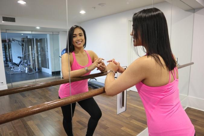 Isabel Valoria Rao Ballet Bar